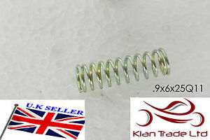 Compression spring .9mm X 6MM X 26MM DIY Steel metalworking machanic springs