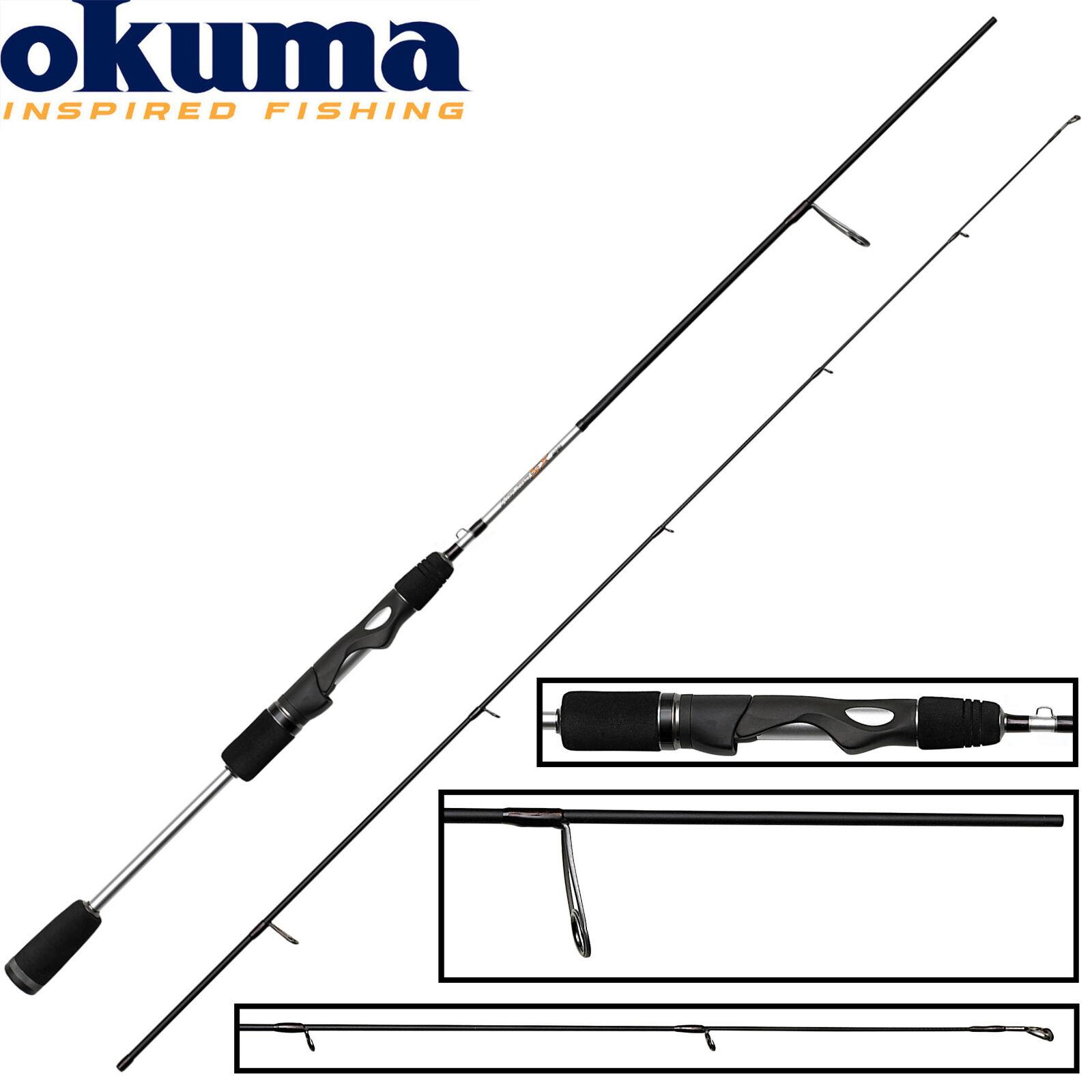 Okuma Helios SX Spinnrute 2,28m 20-50g Angelrute für Zander, Raubfischrute