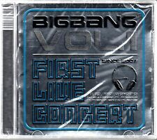 Big Bang - 1st Concert Live: The Real First Edition Import K-Pop *Sealed*