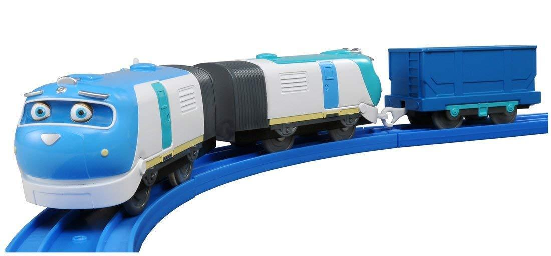 Plarail Plarail Plarail Chagington CS - 08 Plarail Foot & Tooth Japan Inport f930ce