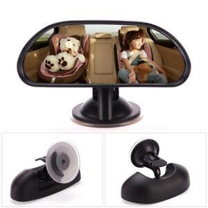 Baby Car Seat Rear View Mirror Facing Back Infant Kids Child Toddler Ward  X3X7