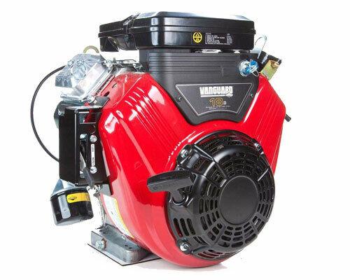 18hp Briggs Stratton Engine Es 1 Vanguard Alternator 16amp 1 X2 29 32 356447 For Sale Online Ebay