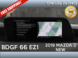 OEM GPS Navigation BDGF66EZ1 2020 Infotainment Navi Card FREE VALVE PLUGS NEW 3