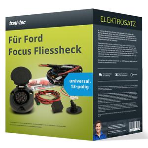 Für Ford Focus Fliessheck E-Satz 13-pol universell NEU inkl EBA