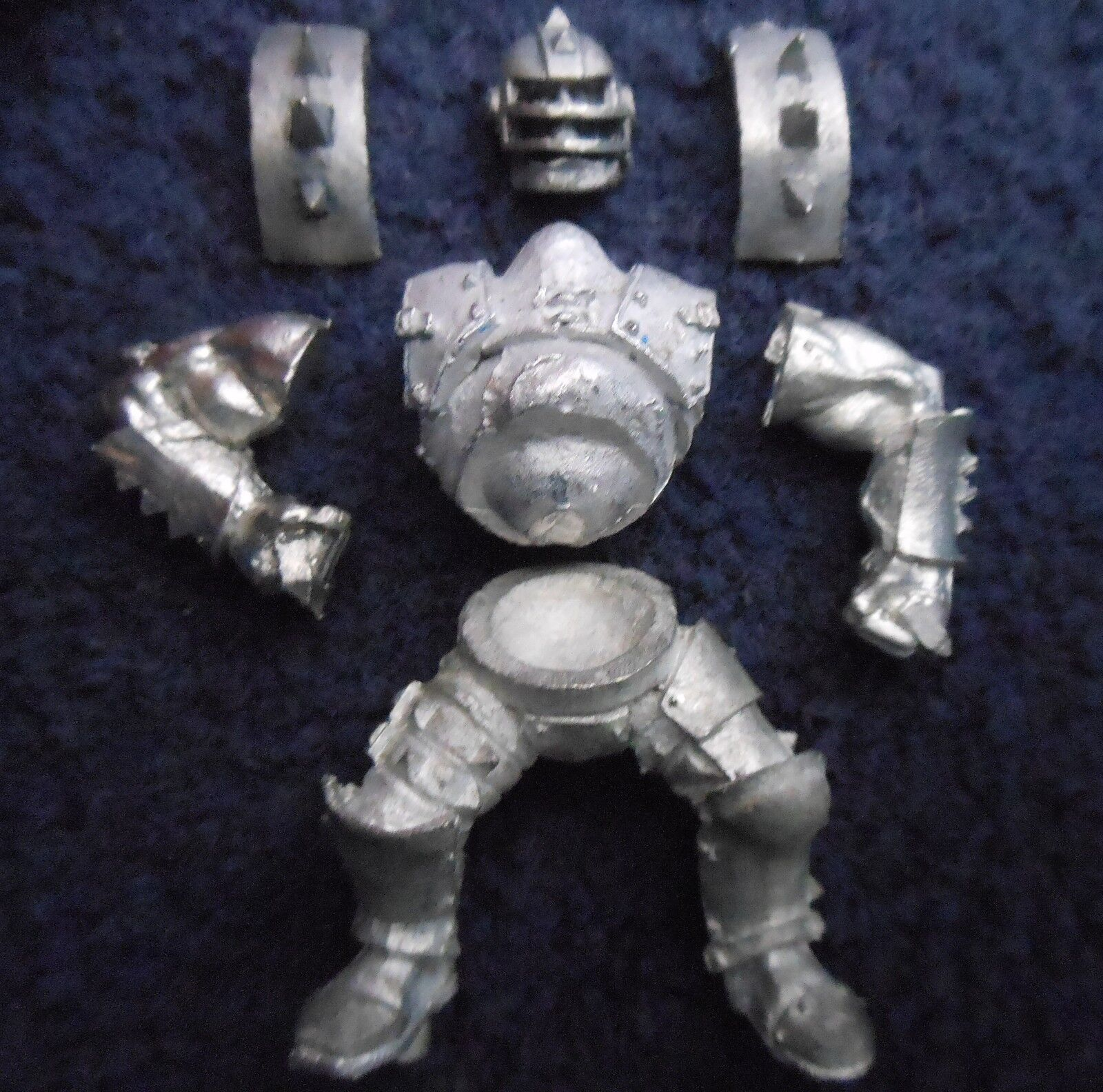 2002 Ogre 4 Bloodbowl 5th Edition Big Guy Citadel Fantasy Football Team Ogor GW