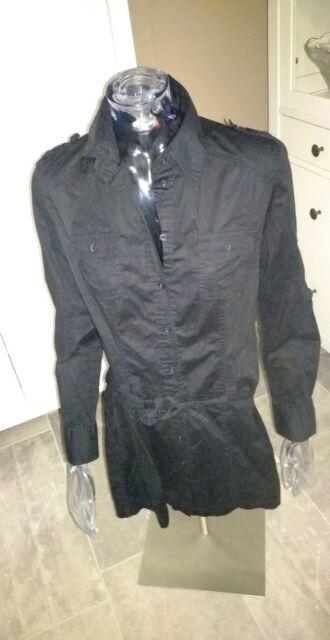 s.Oliver Damen Kleid Gr. 38 schwarz