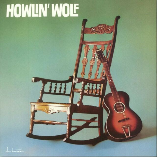 HOWLIN' WOLF Howlin' Wolf DOL RECORDS Sealed 180 Gram Vinyl Record LP