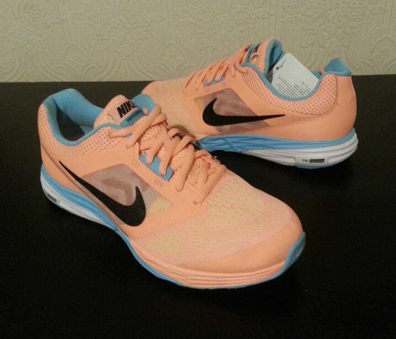 NUOVO Nike Scarpe da ginnastica 5.5 Orange trifusion Run Taglia 5.5 ginnastica 0eb814