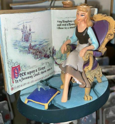 Disney Cinderella Fairytale Moments Sketchbook Christmas Ornament*