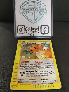 POKEMON-EXPEDITION-HOLO-DRAGONITE-9-165-PL-ENG