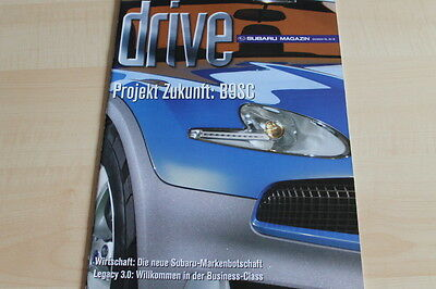 107212 Subaru Legacy 3.0 B9sc Drive Magazin 04/2004 Verkaufspreis