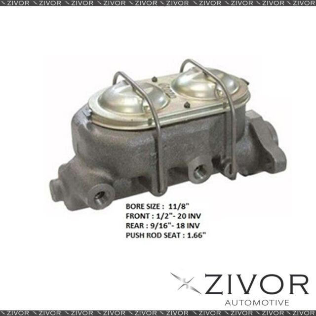 PROTEX Brake Master Cylinder For CHEVROLET CORVETTE C3 2D Conv RWD 1968-1969