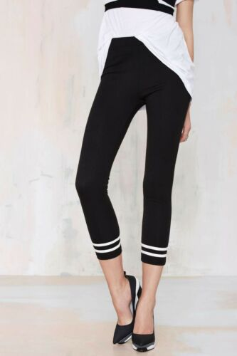 Nasty Gal Women/'s Back on Track Leggings Size S M NGS