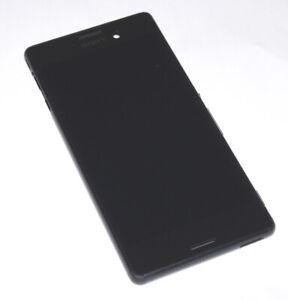 Original-sony-xperia-m4-Aqua-e2303-LCD-Display-ecran-tactile-Boitier-Noir