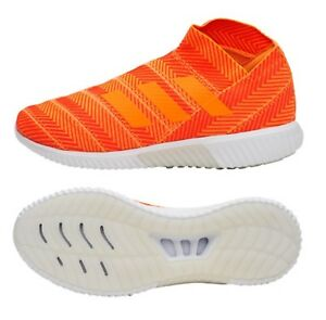 Details about Adidas Men NEMEZIZ Tango 18.1 TR Indoor Orange Soccer Shoes Boot Shoes DA9583