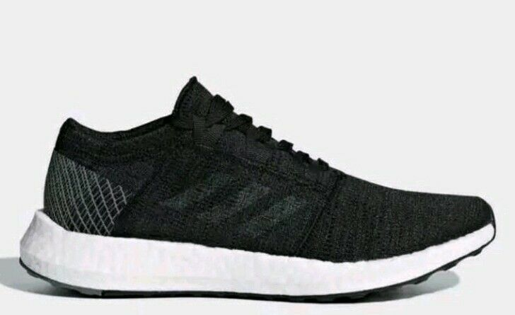 New Adidas PureBOST Go W donna Running scarpe B7565  US 10 US nero grigio  prezzi bassissimi