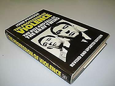 Profession of Violence : The Rise and Fall of the Kray Twins-ExLibrary