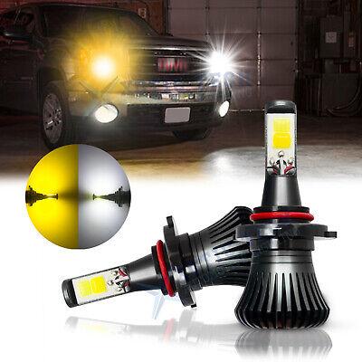 2x For Ford F-150 2002-2016 Fog Light White 6000K 110W CREE LED Bulbs H10 9145