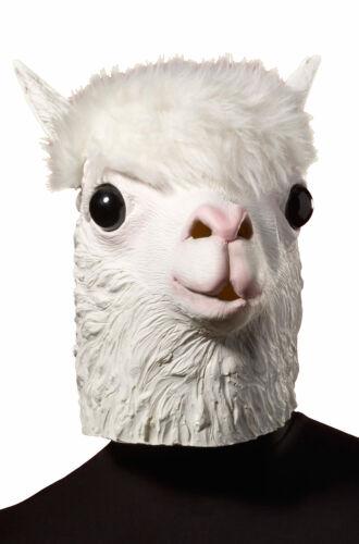 Brand New Llama Latex Funny Mask