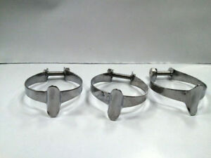 SCHWINN BMX BICYCLE  Brake Cable Clamps  25.4mm  FRAME cable clip clips new 25.4