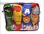 35 x 29 x 11 cm School Sleepover Bag Multi-Colour Arditex AV9183 Avengers Bag