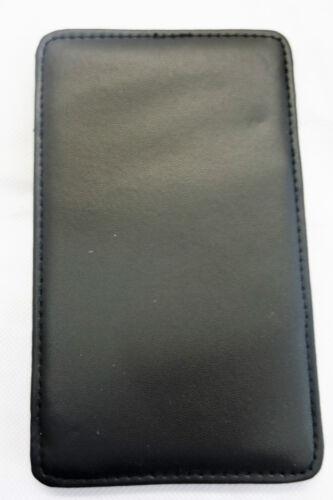 Magic milkman taxi driver puzzle portefeuille noir full size en simili cuir