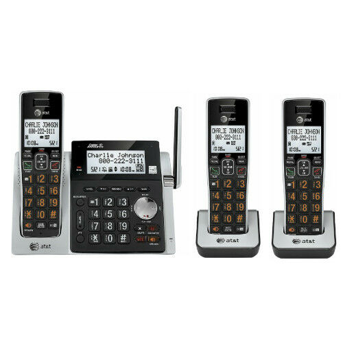 AT/&T CL83313 Cordless Phone Answering System