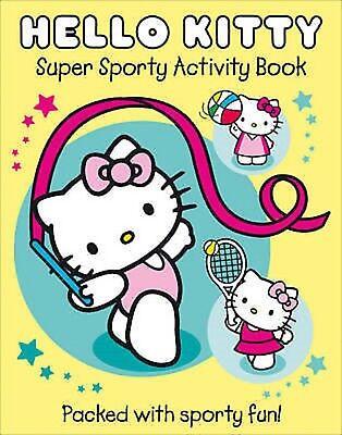 Hello Kitty Super Sporty Activity Book