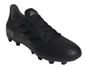 Details zu Adidas Herren Fußballschuhe Stiefel Predator 19.4 Fg Fußball Stollen Schwarz