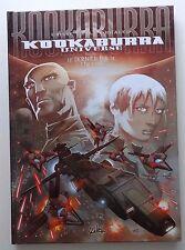 BD  Kookaburra universe -Le dernier vol de l'enclume- N°8- EO -2007 -TBE- Khaled