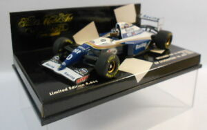 Minichamps-F1-1-43-Scale-430-940104-WILLIAMS-RENAULT-FW16-D-HILL