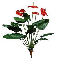 Anthurium 36 Plant Leaf Greenery Home Wedding Arrangement Flower Leaf Bouquet