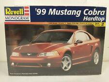 66886 Monogram 85-4014 /'99 Mustang SVT Cobra  Modellauto 1:25 Bausatz NEU in OVP