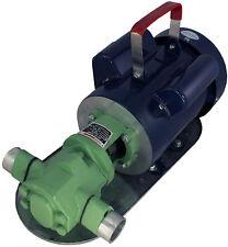 Power Wcb50 Mini Gear Oil Pump 13 Gpm 1 Wmo Wvo Biodiesel Motor Fuel Transfer