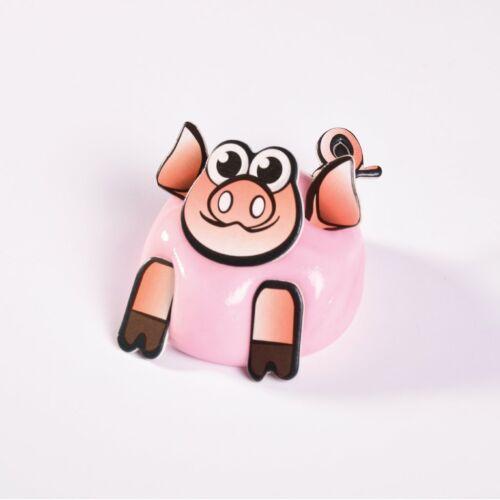 Animelts Miracle Fusion Animal Pâte marque modèle et fondre les