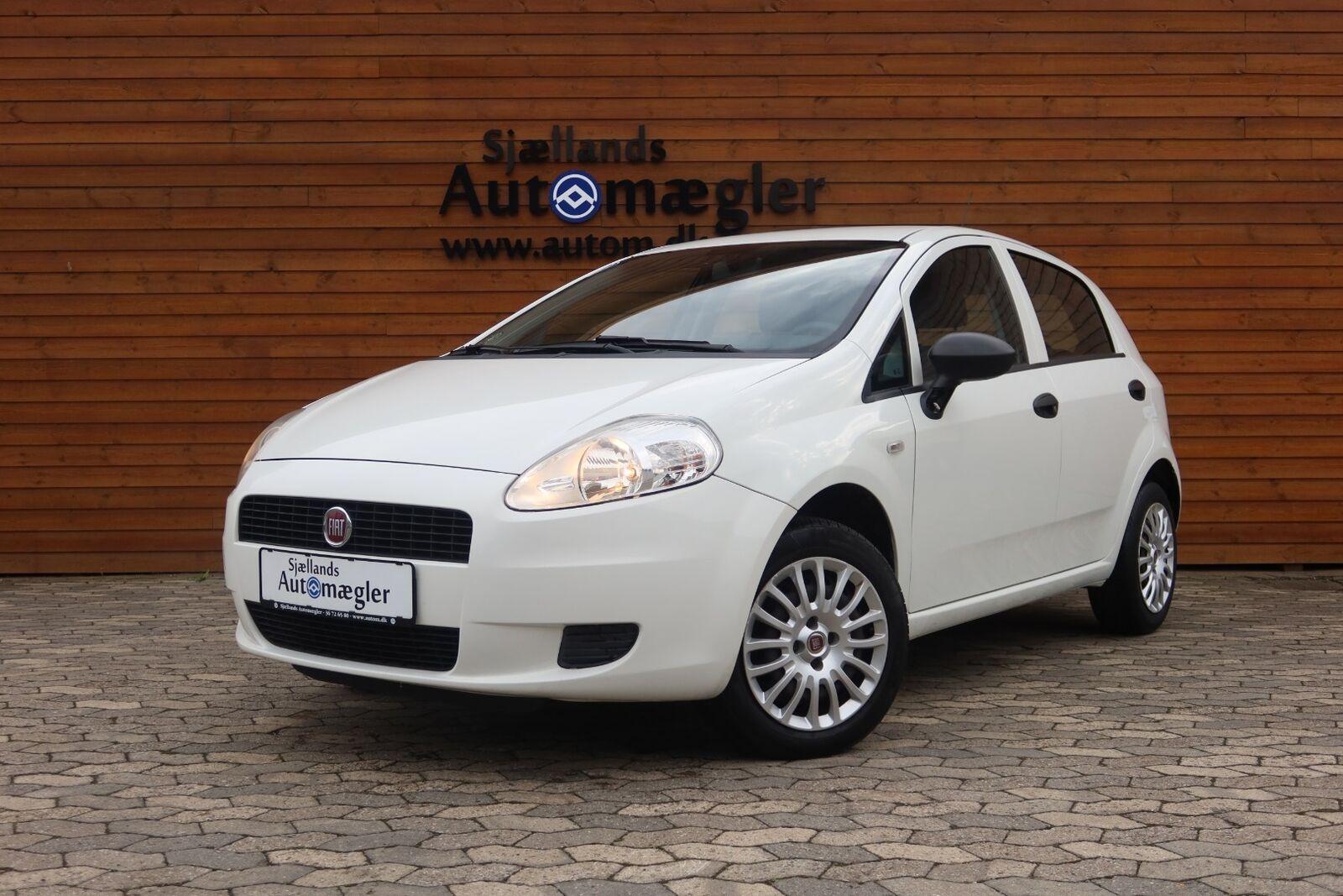 Fiat Punto 1,2 Fresh 5d - 40.000 kr.