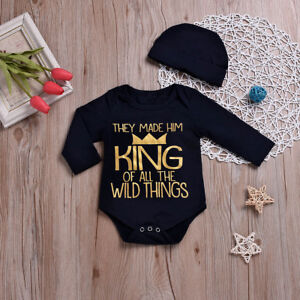 2pcs Set Autumn Newborn Kids Baby Toddler Boy Clothes Set Long Sleeve T-shirt Tops Pants Leggings Outfits Clothing Suit Durable In Use Mother & Kids Clothing Sets