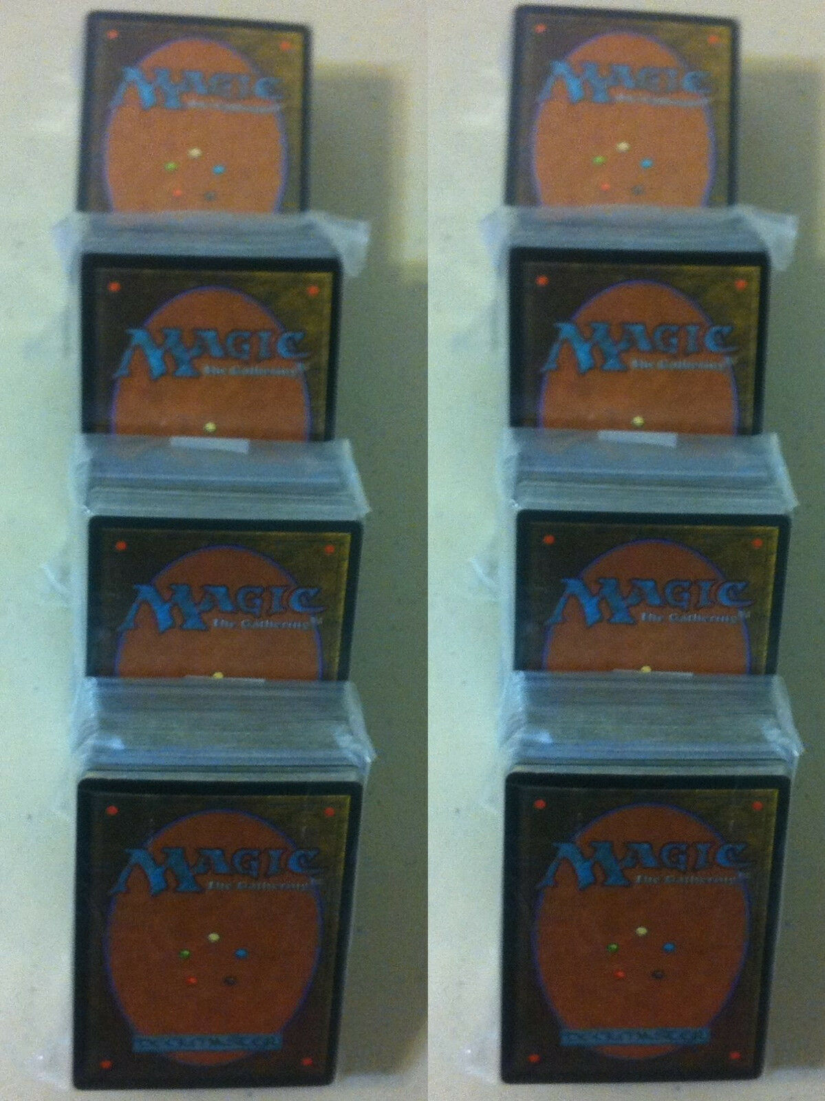 MTG  MAGIC THE GATHERING COLLECTION 1000 CARD RARE ONLY with FOILS & MYTHICS