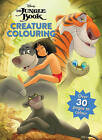 Disney the Jungle Book Creature Colouring: Over 30 Pages to Colour by Parragon Books Ltd (Paperback, 2016)