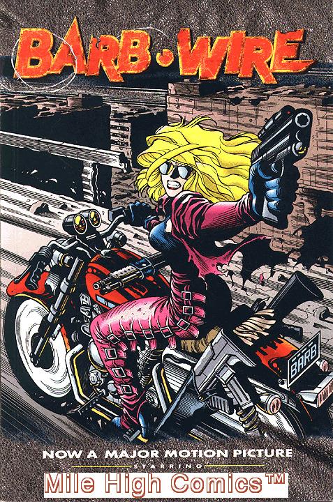 BARB WIRE TPB (DARK HORSE) (1996 Series) #1 Near Mint