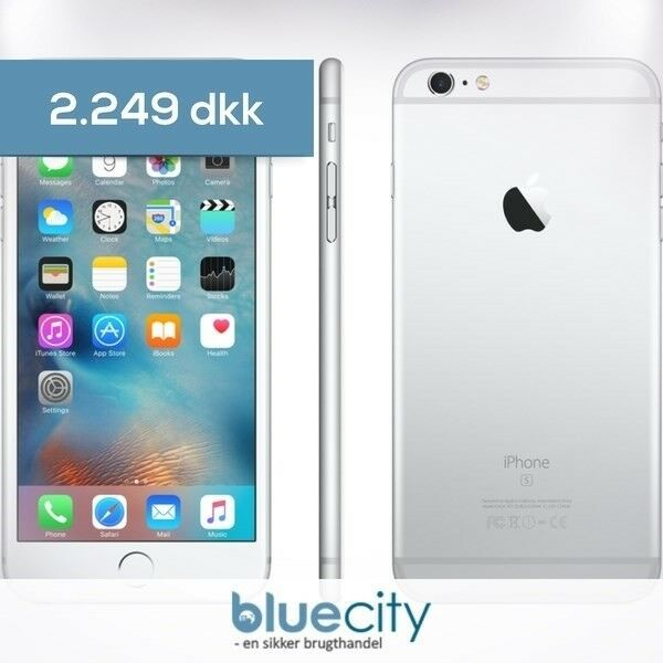 iPhone 6S Plus, GB 64, hvid