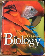 Miller and Levine Biology by Kenneth R. Miller and Joseph S. Levine (2010, Hardc
