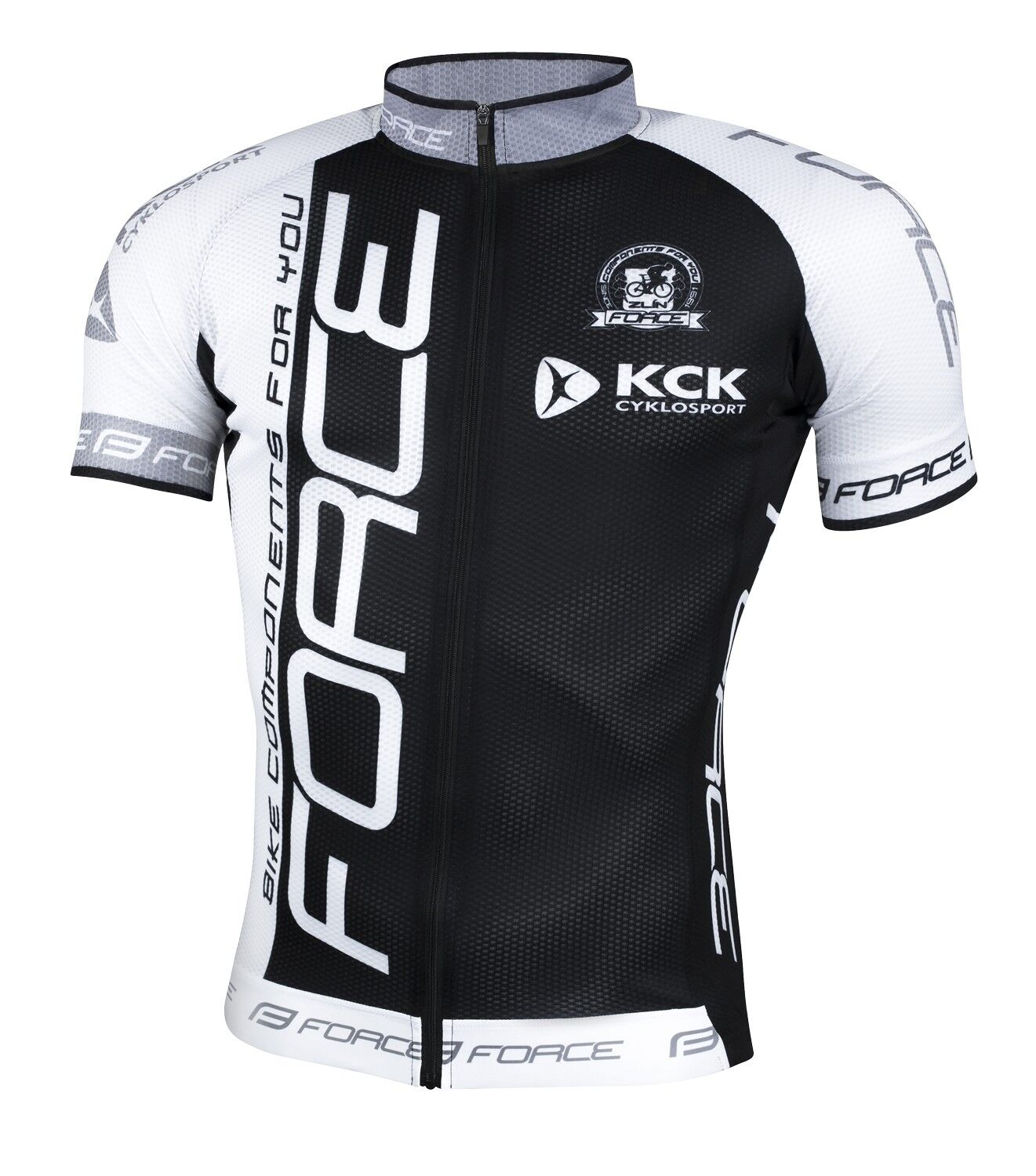 FORCE Jersey TEAM 2018 Kurzarm Kurzarm 2018 /900856 2eeb1a