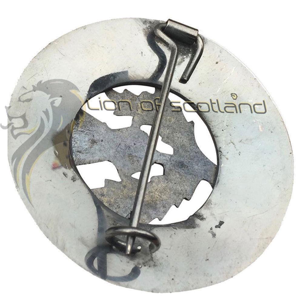 Highland Kilt Fly Plaid Ferguson 48