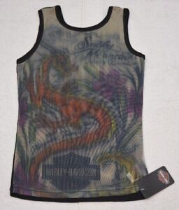 767c97cdf41ee Discounted Harley-Davidson Women s Tank Top Awesome Printed On ...