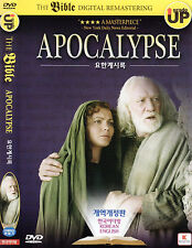 The Bible  - The Story of The Apocalypse DVD - Richard Harris  (NEW)