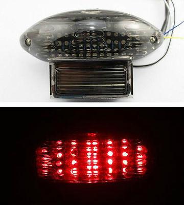 New! Smoke Integrated LED Tail Light For 1999-2007 SUZUKI Hayabusa GSXR1300
