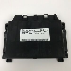 00-04 Mercedes W203 C240 Transmission Control Module TCU 0275450232