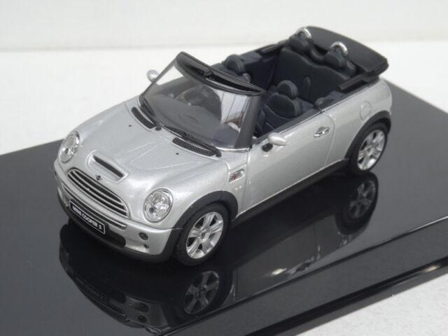 Autoart 1 43 Mini Cooper S Cabriolet Silver 54848 For Sale Online