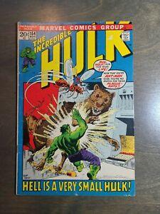 Incredible-Hulk-1972-154-FN-VG-Marvel-Comics